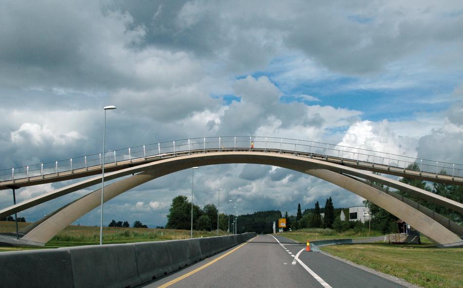 мостовой перекресток