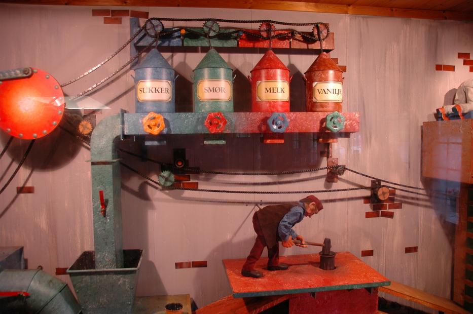 игрушечная конфетная фабрика