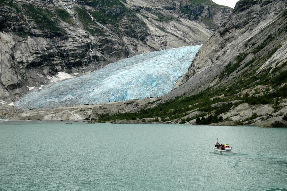 катерок до леднику
